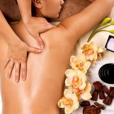 Massage (10 mins)